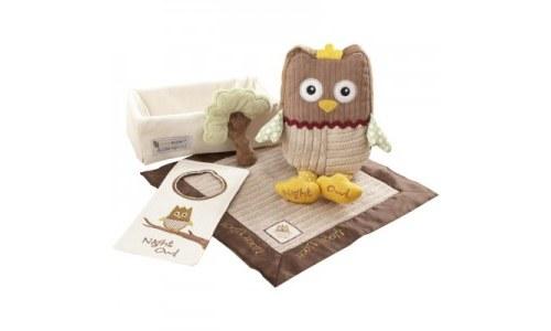Baby Aspen My Little Night Owl Baby Gift Set