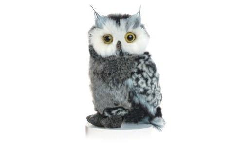 Realistic 9 Inch Barney Owl Aurora World