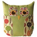Lola Owl Pillow & Purse Owl Sewing Pattern