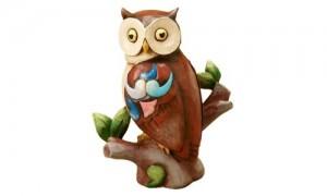 Heartwood Creek Owl Figurine.500