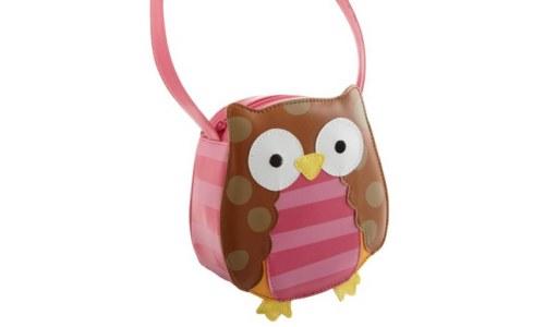 Stephen Joseph Go Go Owl Purse