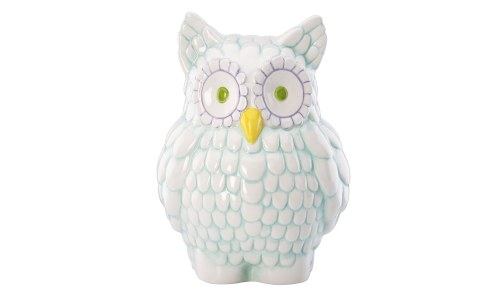 Gorham Merry Go Round Pitter Patter Owl Bank
